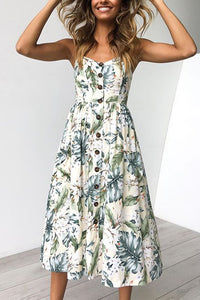 Bunches Of Love Floral Maxi Dress