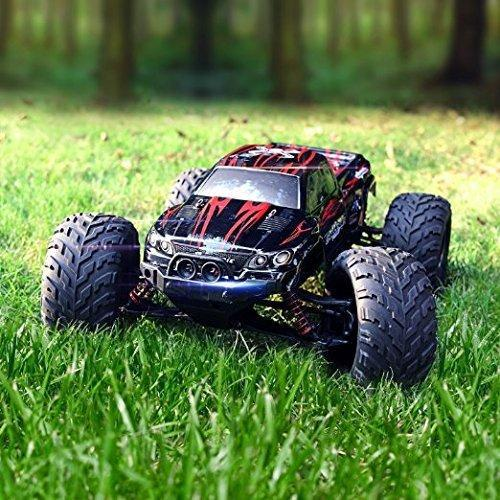 ( 50%OFF TODAY!!! FREE SHIPPING!!! )1/16Brushless 4WD Monster Truck