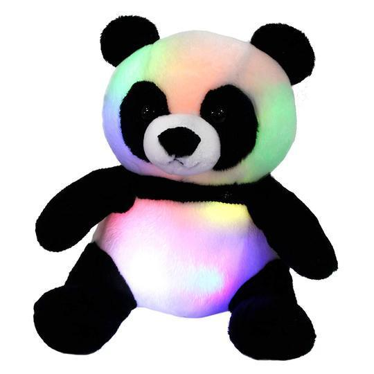 (Hot sale The latest plush toy Buy now 50% discount)Panda Stuffed Animal Glow Soft Plush Toys
