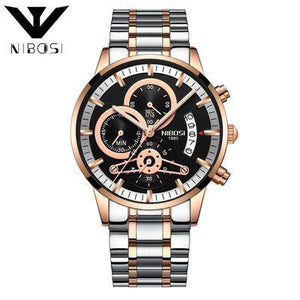 (FREE SHIPPING,60%OFF!!! Limited sale)Luxury Chronograph Multifunction Waterproof Watch