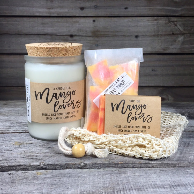 Gift Set for Mango Lovers