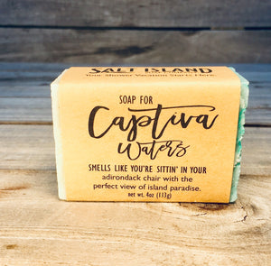 Soap for Captiva Waters