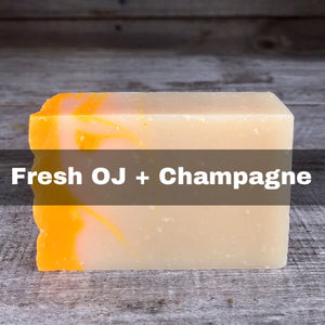 Soap for Mimosa Mornings