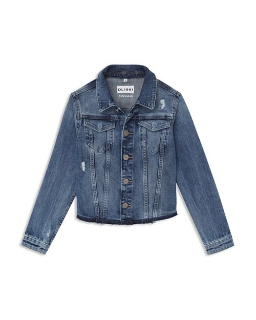 Manning Denim Jacket Toddler