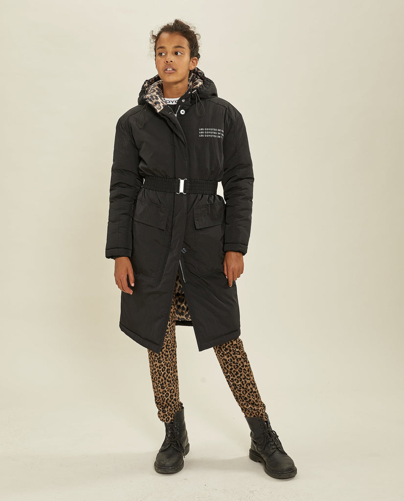 Percey Long Padded Parka