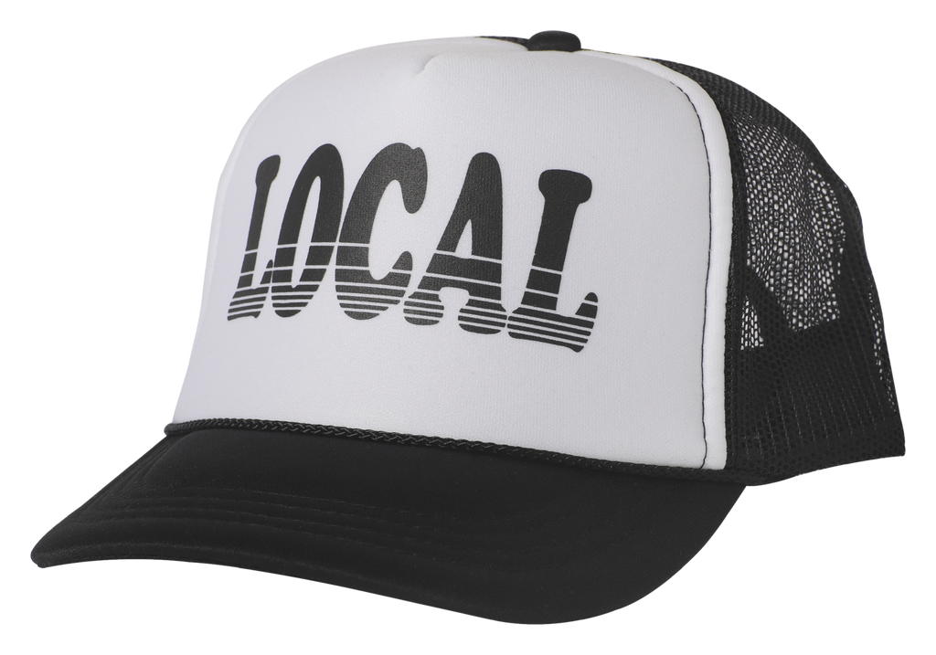 Local Trucker Hat Copy