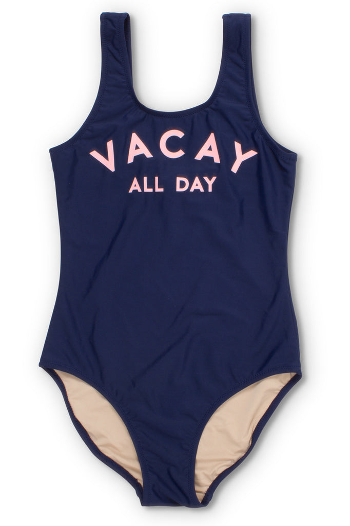 Vacay All Day One Piece Swimsuit
