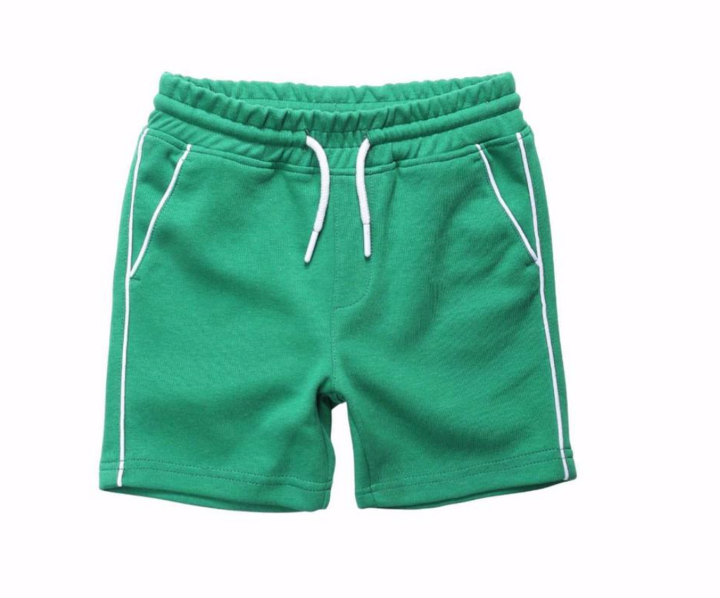Superism Lion Green Short