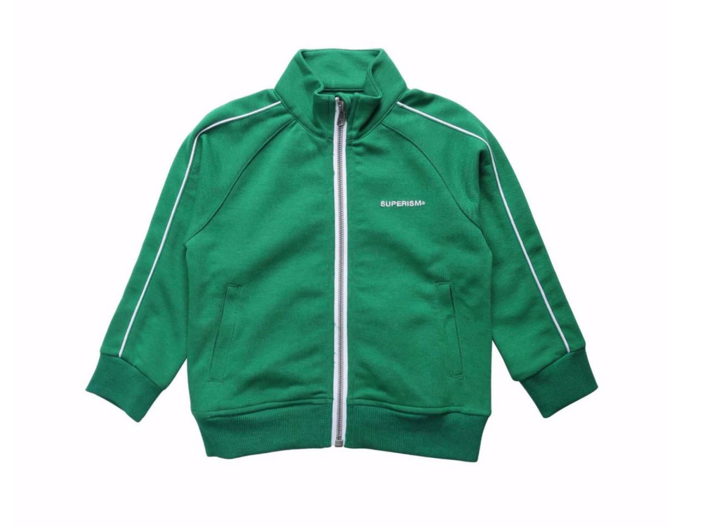 Superism Reys Green Jacket