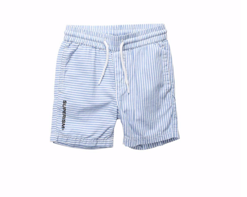 Keelan Blue Short