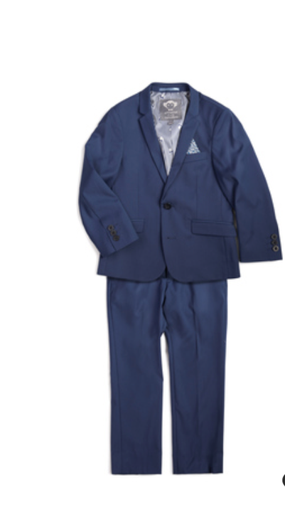 Appaman Boys Navy Mod Suit