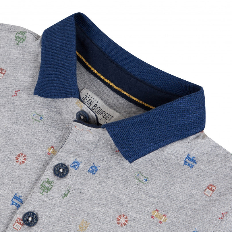Gamer Polo Shirt