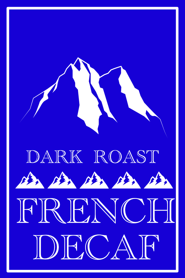 French Decaf