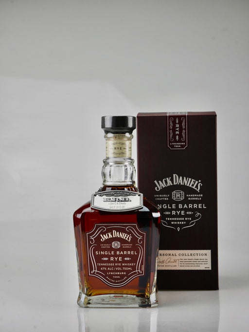 Jack Daniel's Single Barrel Rye - Joe.C