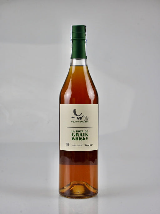 Equipo Navazos La Bota de Grain Whisky bota no. 89 - Moreish Wines