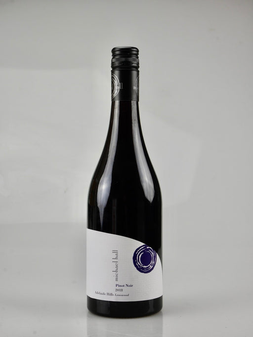 Michael Hall Wines Adelaide Hills Pinot Noir 2018 - Moreish Wines
