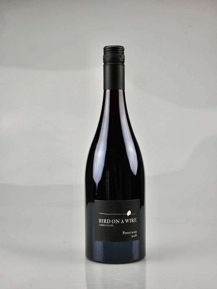 Bird on a Wire Pinot Noir 2018 - Moreish Wines