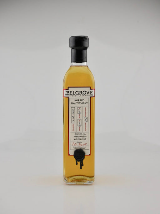 Belgrove Hopped Malt Whisky - Moreish Wines