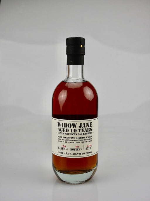 Widow Jane Bourbon 10 Years - Moreish Wines