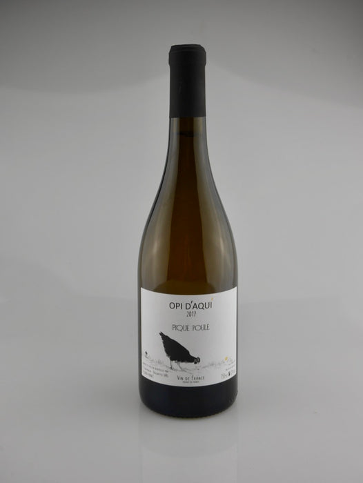 Opi d'Aqui Vin de France Pique Poule Blanc 2017 - Moreish Wines