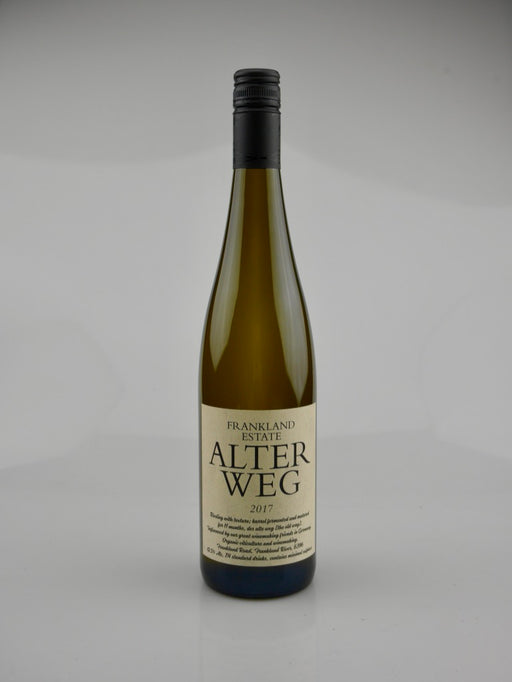 Frankland Estate Alter Weg Riesling 2017 - Moreish Wines