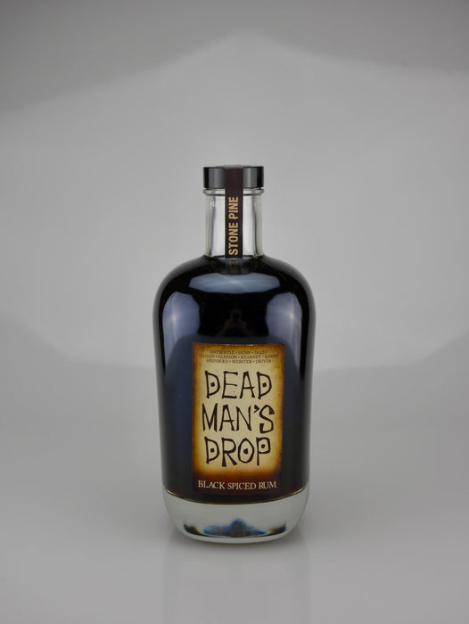 Stone Pine Distillery - Dead Man's Drop - Black Spiced Rum - Moreish Wines