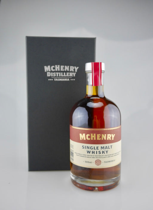 McHenry Single Malt Whisky 9th release - Moreish Wines