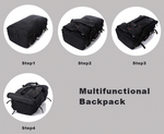 Bali Adventure Backpack - Large Capacity/Waterproof 40L - Beeredee [variant_title]