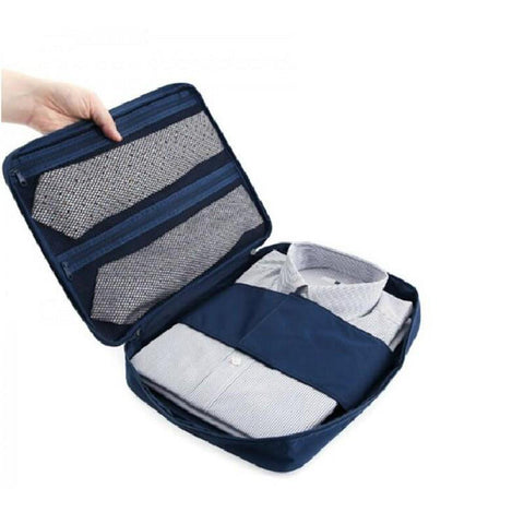 Tie Folder bag waterproof- Business travel - Beeredee [variant_title]