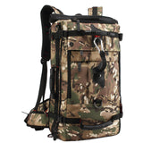 Bali Adventure Backpack - Large Capacity/Waterproof 40L - Beeredee Camouflage
