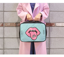 Load image into Gallery viewer, POP style Duffel bag - Beeredee green L
