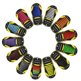 16pcs/set Adult Lazy Elastic Silicone Shoelaces - Beeredee [variant_title]