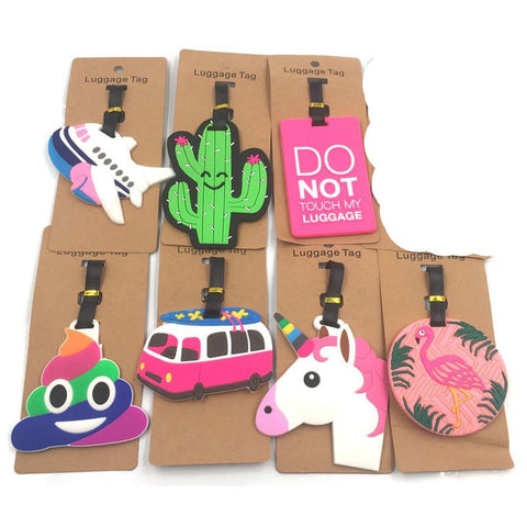 Funny Luggage Tags - Beeredee [variant_title]
