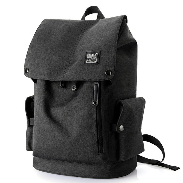 Beijing Travel Backpack - Waterproof - Beeredee Black