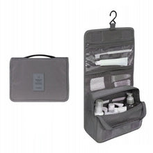 Load image into Gallery viewer, Travel Cosmetics Storage Bag  Waterproof - Beeredee grey