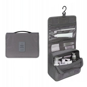 Travel Cosmetics Storage Bag  Waterproof - Beeredee grey