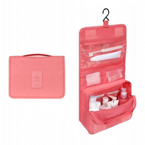Travel Cosmetics Storage Bag  Waterproof - Beeredee pink