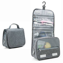 Load image into Gallery viewer, Travel Cosmetics Storage Bag  Waterproof - Beeredee luxury grey