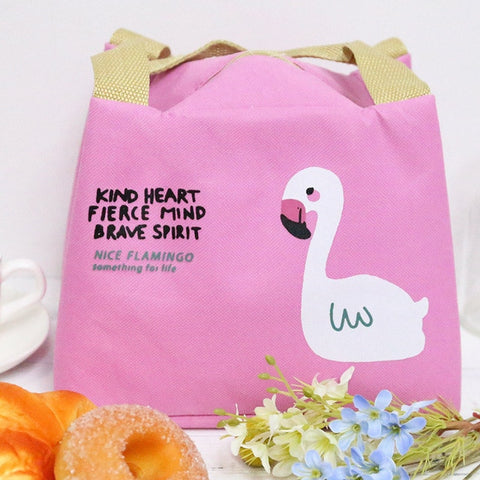 Warm keeper Bags - Flamingo - Beeredee pink