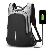 Anti-Theft Backpack with charger - Beeredee [variant_title]