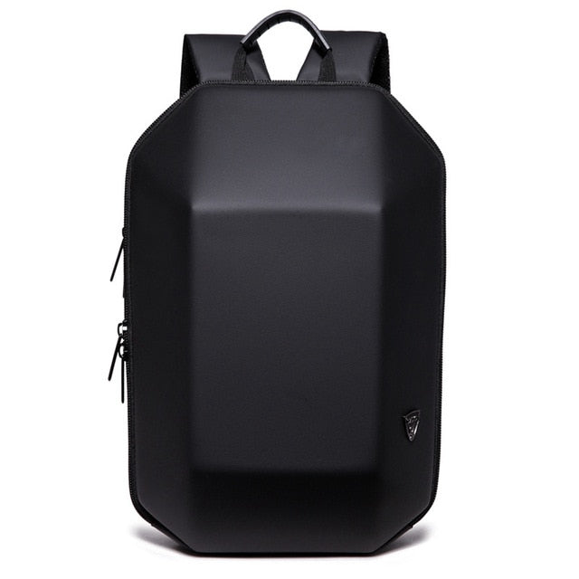 Alien - Anti Theft Backpack  for laptop - Beeredee Deep black