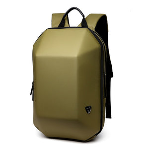Alien - Anti Theft Backpack  for laptop - Beeredee Alien yellow