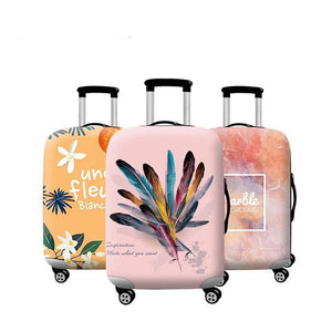 Fashion Elastic Suitcase Protective Cover - Beeredee [variant_title]