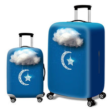 Load image into Gallery viewer, Fashion Elastic Suitcase Protective Cover - Beeredee Cloud / S