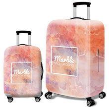 Load image into Gallery viewer, Fashion Elastic Suitcase Protective Cover - Beeredee Marble / S