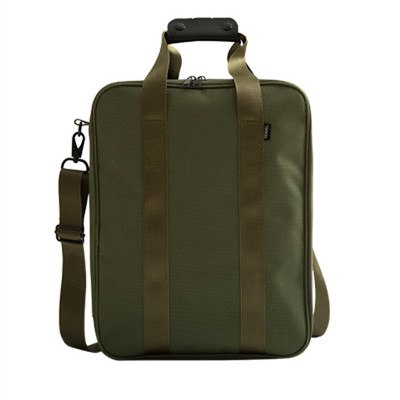 Travel Duffle -  with shoulder strap - Beeredee Army Green
