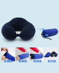 Memory Foam U Shaped Neck Pillow - Beeredee [variant_title]