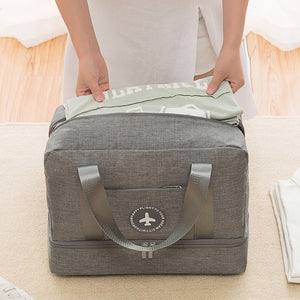 Waterproof Storage Bag with Shoes compartment - Beeredee [variant_title]