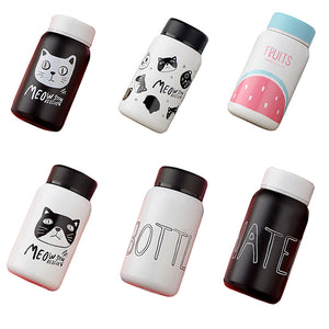Stainless Steel Vacuum Flask cats - Beeredee [variant_title]