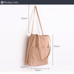 High quality cotton canvas Tote Bag - Beeredee [variant_title]